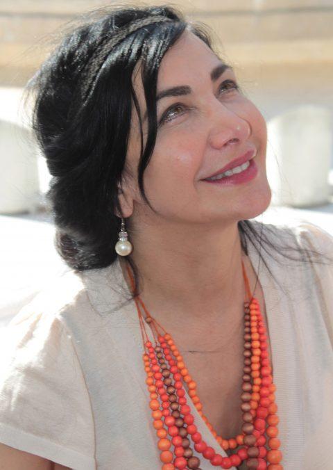 Portrait de Maram al-masri